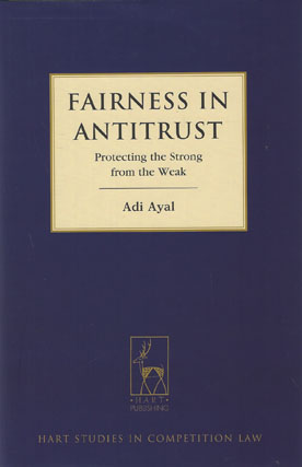 Fairness in Antitrust (Paperback)