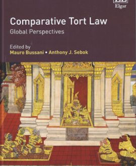 Comparative Tort Law (Paperback)