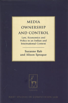 Media Ownership and Control (Paperback)