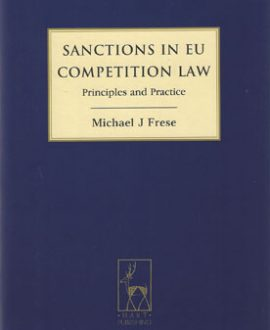 Sanctions in EU Competition Law (Paperback)