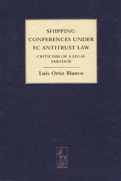 Shipping Conferences under EC Antitrust Law