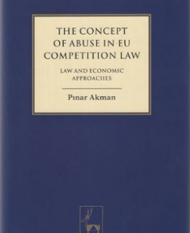 The Concept of Abuse in EU Competition Law (Paperback)