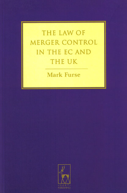 The Law of Merger Control in the EC and the UK