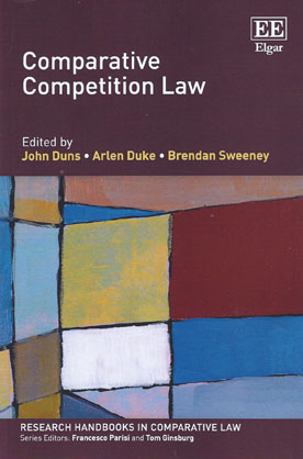 Comparative Competition Law (Paperback)