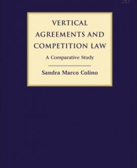Vertical Agreements and Competition Law