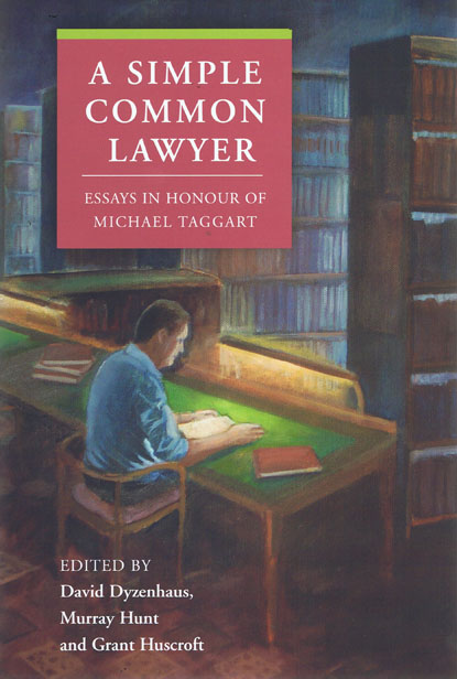 A Simple Common Lawyer,