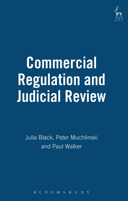 Commercial Regulation and Judicial Review