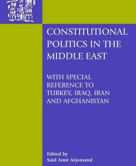 Constitutional Politics in the Middle East (Paperback)