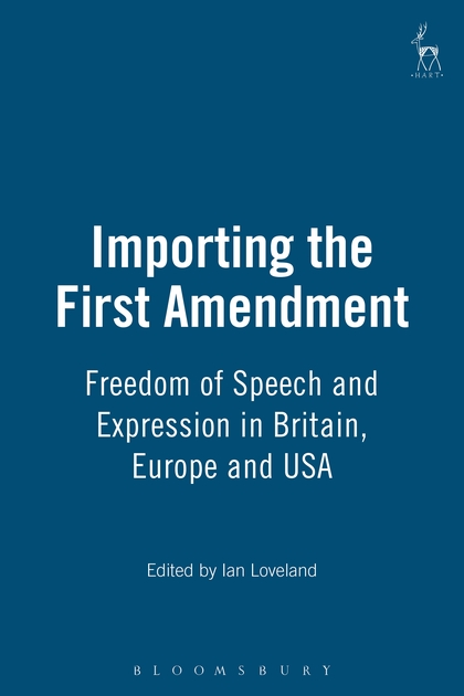 Importing the First Amendment