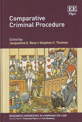 Comparative Criminal Procedure (Paperback)