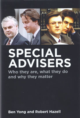 Special Advisers (Paperback)