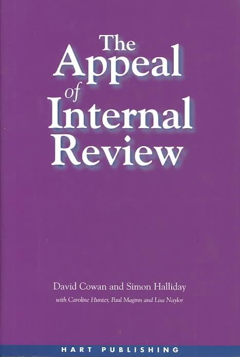 The Appeal of Internal Review