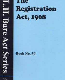 The Registration Act, 1908