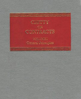 Chitty on Contracts (2 Vol.)