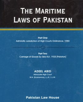 The Maritime Laws of Pakistan
