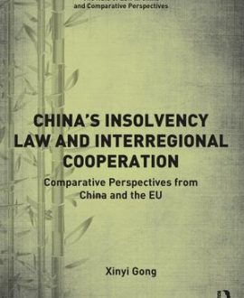 China?s Insolvency Law and Interregional Cooperation