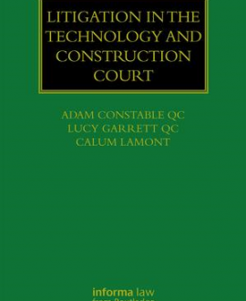 Litigation in the Technology and Construction Court