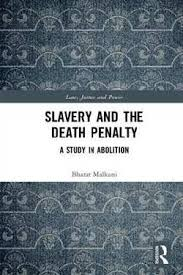 Slavery and the Death Penalty