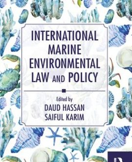 International Marine Environmental Law and Policy (Paperback)