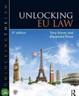 Unlocking EU Law