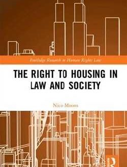 Law, Society and the Right to Housing