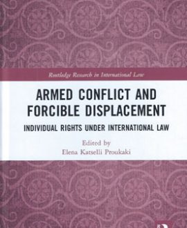Armed Conflict and Forcible Displacement