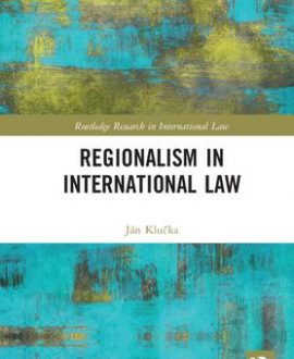 Regionalism in International Law