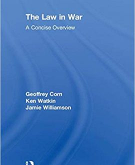 The Law in War