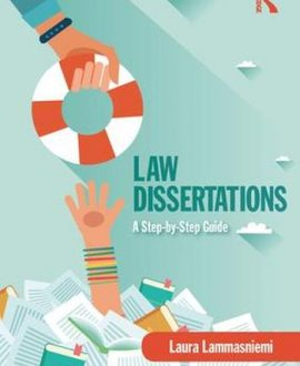 Law Dissertations (Paperback)