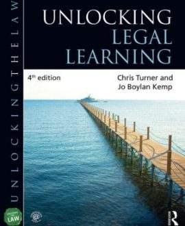 Unlocking Legal Learning (Paperback)