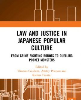 Law and Justice in Japanese Popular Culture