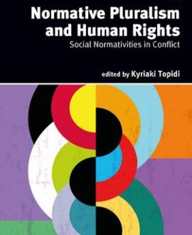 Legal Pluralism and Conflicts of Human Rights