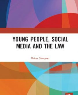 Young People, Social Media and the Law
