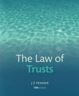 Core Text: The Law of Trusts