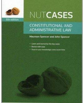 Nutcases: Constitutional & Administrative Law