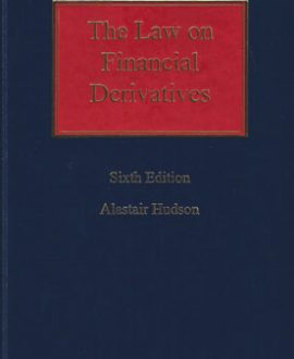 Law on Financial Derivatives, The
