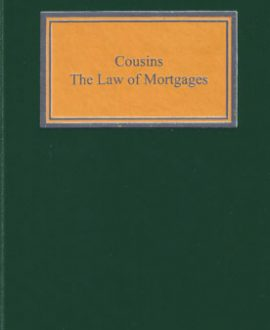 Cousins: Law of Mortgages