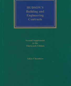 Hudson's Building and Engineering Contracts