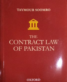The Contract Law of Pakistan