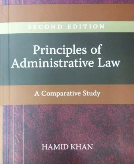 Principles of Administrative Law (Second Edition)