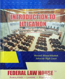 Introduction to Litigation